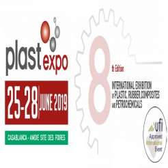 PLAST EXPO, Casablanca, Jun. 2019
