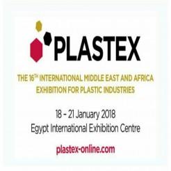 PLASTEX, Cairo, Jan. 2018